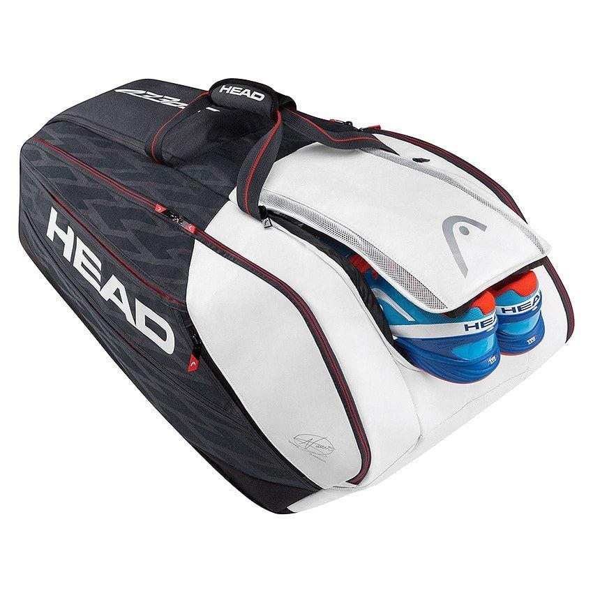 X12 Head Monstercombi Bolso Djokovic Raquetas UMqSzVp